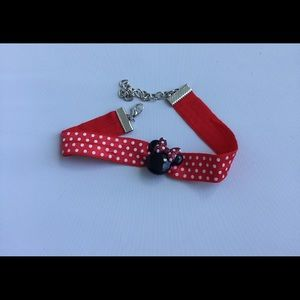 Toddler Minnie Mouse Choker